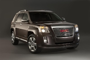 2013 GMC Terrain Denali Debuts with New 3.6L V-6
