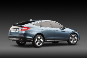 Honda Unveils 2013 Crosstour Concept at New York Auto Show
