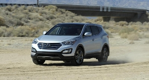 TWO ALL-NEW 2013 HYUNDAI SANTA FE MODELS MAKE WORLD DEBUTS AT 2012 NEW YORK INTERNATIONAL AUTO SHOW