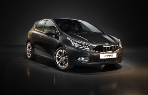 Kia cee'd  The second generation is ready to go