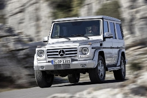 The new generation G-Class: Forever young
