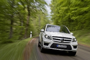 The new Mercedes-Benz GL 63 AMG - First class: the perfect blend of style and performance