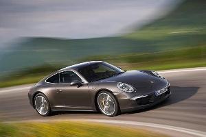 Lighter, Faster, More Agile: the New 2013 911 Carrera 4 and 911 Carrera 4S