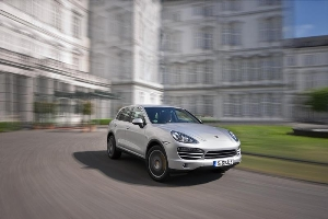 Porsche's First Diesel for the U.S. Market Joins the Cayenne Family
