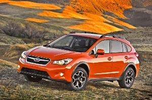2013 Subaru XV Crosstrek to Debut at New York International Auto Show
