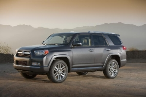 2013 Toyota 4Runner Sets the Pace for True SUV Capability