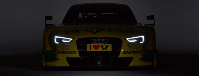 Audi reveals new look for DTM Champion