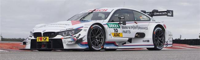 The new challenger makes its debut: Preparations for the start of the BMW M4 DTM's first season enter the finishing straight.