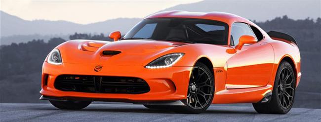 2014 SRT Viper TA Created for the True Track Enthusiast