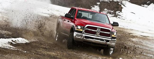 New 2014 Ram Power Wagon—The Most Off-road-capable Pickup—Has Evolved from America's First Mass Production 4x4