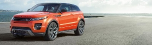 Range Rover Evoque, including the new Autobiography & Autobiography Dynamic