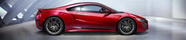 Rebirth of an Icon: Next Generation Acura NSX Unveiled