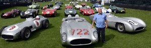 The Cars of Stirling Moss at the Amelia Island Concours