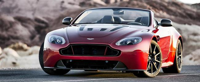 Aston Martin V12 Vantage S Roadster – An Open Invitation To Excitement