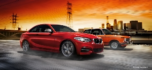 The BMW 2 Series Coupe: New entry-level engines, new model variants, even greater individuality