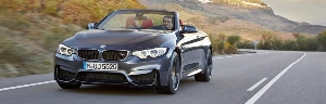 The New BMW M4 Convertible : Legendary Top-Down Motoring From BMW M