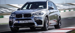 Power play: The new BMW X5 M and new BMW X6 M