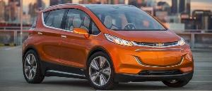 Chevrolet Bolt EV Concept Signals Brand's EV Strategy