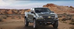 Chevrolet Introduces Colorado ZR2 Concept