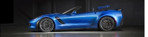 Drop-Top Supercar: 2015 Corvette Z06 Convertible