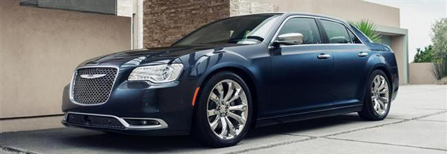 The New 2015 Chrysler 300