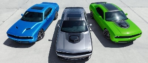 Dodge Debuts New 2015 Challenger at 2014 New York Auto Show
