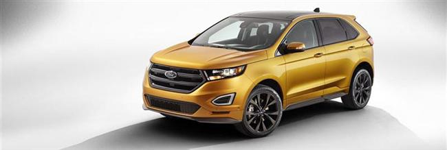 The All-New Ford Edge