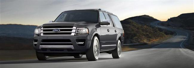 Ford Reveals 2015 Expedition with EcoBoost Engine, Advanced Technology, New Platinum Series