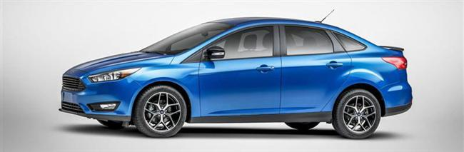 Ford Reveals All-New Focus Sedan, Retains World's Best-Selling Nameplate Title for 2013