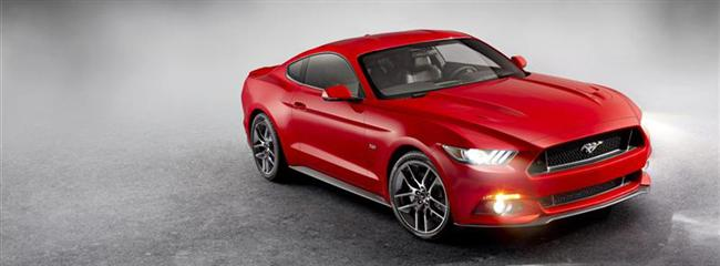 Ford Mustang Marks 50 Years with All-New Sleek Design, Innovative Technologies and World-Class Performance