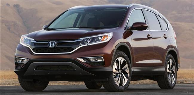 Boldly Restyled and Significantly Enhanced 2015 Honda CR-V Gets New Powertrain, Advanced Features and New Premium Touring Trim