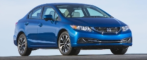 Style, Substance, and Performance Come Together as Honda Civic Returns for 2015 with New High-Value Special Edition Sedan