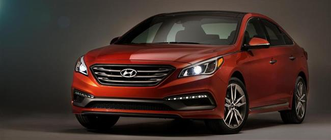 2015 Hyundai Sonata Blends Confidence-Inspiring Driving Dynamics And Premium Design