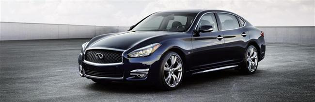The New Infiniti Q70: Sleeker, Longer, Smarter