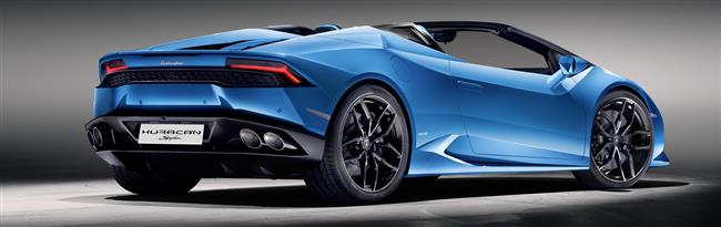 Lamborghini Huracán LP 610-4 Spyder: Performance And Lifestyle Under The Open Sky