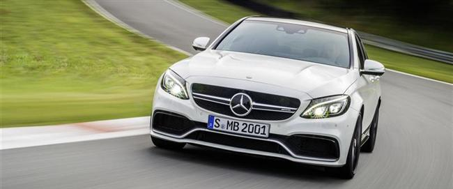 The new Mercedes-AMG C63 : Powerful High-Performance Athlete