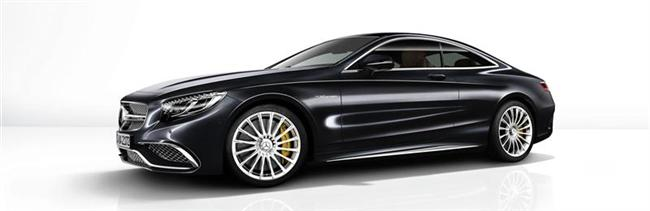 The new S 65 AMG Coupé: Unique Exclusivity and performance