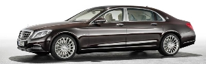 Mercedes-Maybach S-Class: Stylish, effortless superiority combined with trend-setting exclusivity