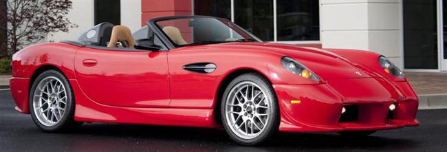 2015 Panoz Esperante Spyder: Exclusivity Evolves With All-New Edition Of Company's Signature Sports Car