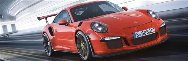 New Porsche 911 GT3 RS Unveiled: The Definitive Track Car For Everyday Use