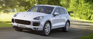 The New Porsche Cayenne: Higher Performance, More Comfort And Increased Efficiency