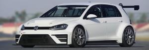Volkswagen Develops New Golf For The Racetrack
