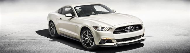 50 Years Limited Edition 2015 Ford Mustang No. 1,964 To Be Auctioned For Get Your Heart Racing Fundraiser