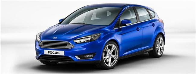 World's Best-Selling Nameplate Gets Even Better: Ford Reveals New Focus