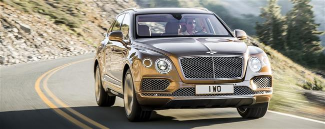 Bentley Bentayga: The Fastest, Most Powerful, Most Luxurious And Most Exclusive Suv In The World