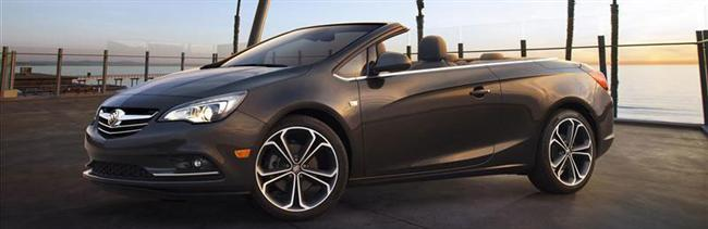 Top-Down Luxury Returns with 2016 Buick Cascada