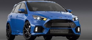 All-New Ford Focus RS Makes U.S. Debut In New York