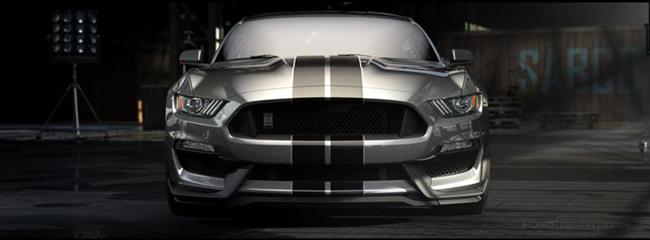 Shelby GT350 Mustang: The Legend Returns