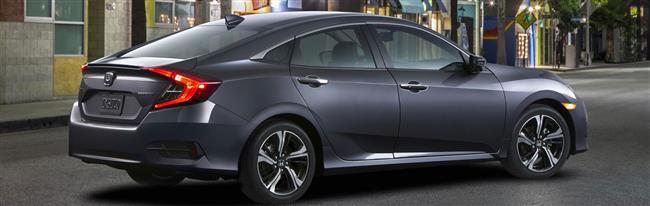 Honda Debuts Dynamic New 10Th Generation Civic Sedan For North America: The Most Ambitious Remake Of Civic Ever