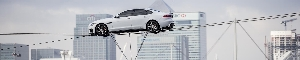 All-New 2016 Jaguar XF Revealed In Dramatic 'High-Wire' Journey